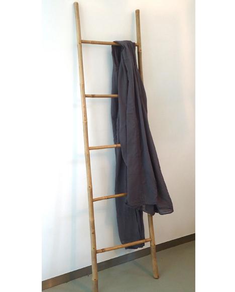 Bamboe Handdoek Ladder.Bamboo Ladder