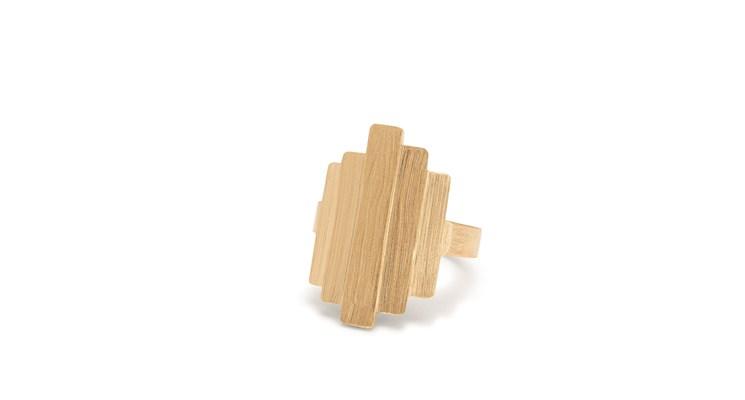 Pernille Corydon Brick Ring-0