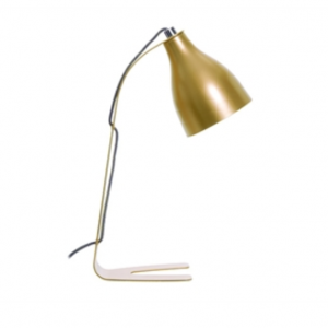 table lamp Barefoot, brass-0
